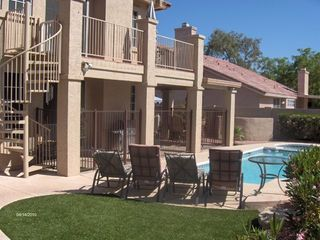 Ahwatukee house photo - Backyard