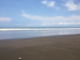 Puntarenas City estate photo - Beach out front.