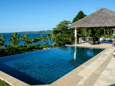 Luxury villa rental in Madagascar