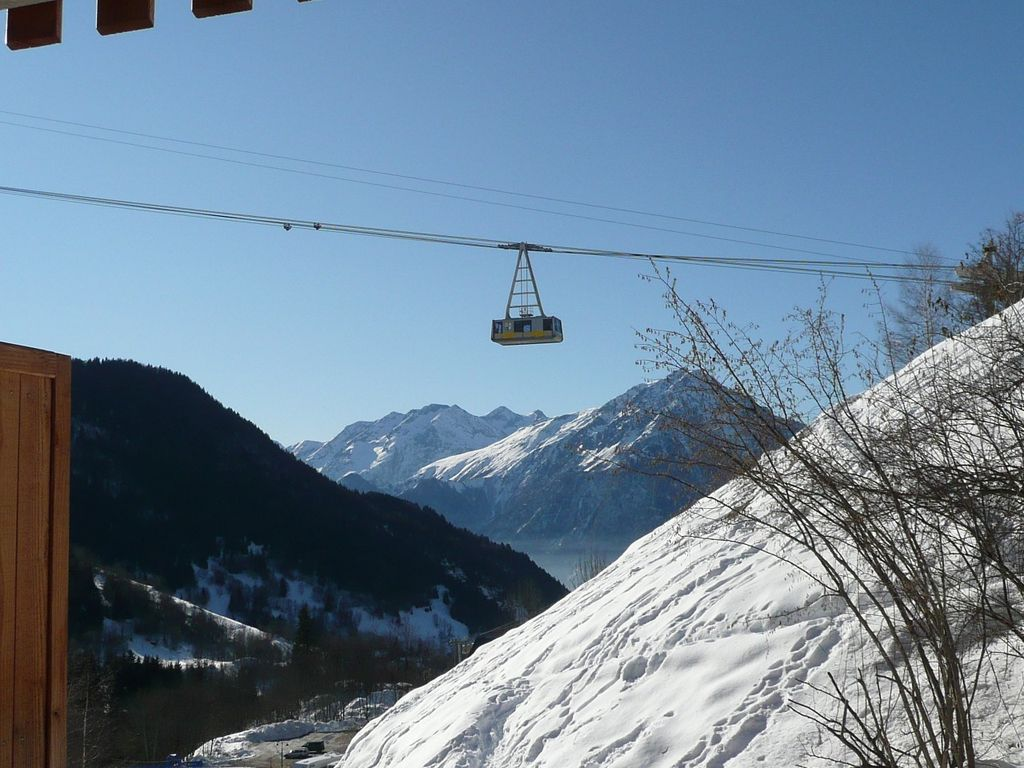 Holiday apartment, 43 square meters , Vaujany
