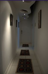 our entrance hallway