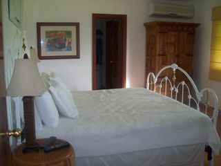 Rio Mar villa photo - Bedroom with king size bed