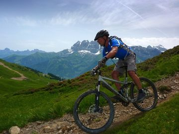 Some of the best mountain biking trails in Europe