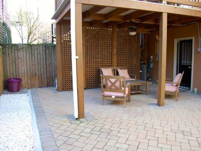 Great Outdoor Space With Privacy Fence All Around.