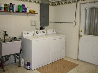 Englewood house photo - Laundry room