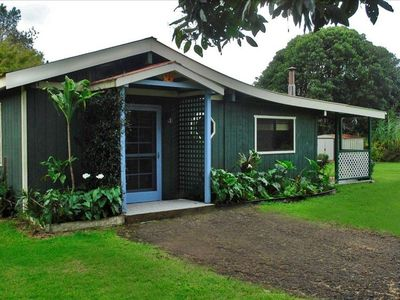 Waimea - Kamuela cottage rental - Welcome!