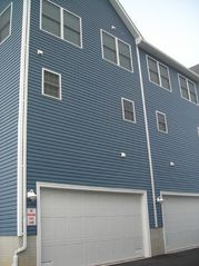 South Island Villas Ocean City townhome photo - Double Car garage