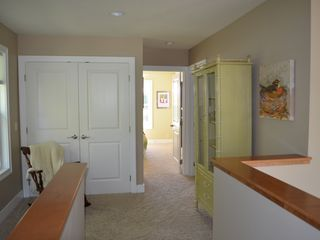 Saugatuck / Douglas house photo - Upper Level Loft/Laundry Closet