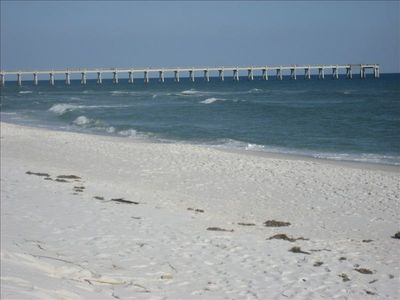 Walk to the Gulf's Longest Pier
