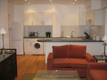 West Kensington apartment rental - Garden Flat