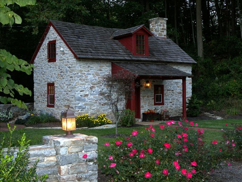 Restored 18th Century Stone Cottage Vrbo