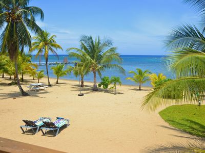 Beachfront,  Private, Secure  Guest House -owners on site, no 6% rental fee