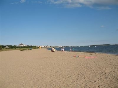 West Yarmouth house rental - Beautiful Colonial Acres Beach -just a 6 min.Walk.