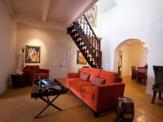 Curacao estate photo - Living Room