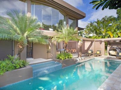 Diamond Head villa rental