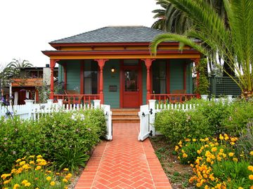 La Jolla cottage rental