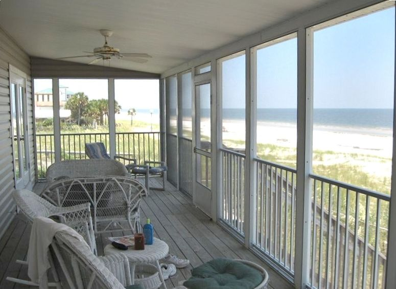 Alligator Point House Rental Alligator Point Beach Front