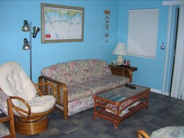 Gulf Shores condo rental - Family Room