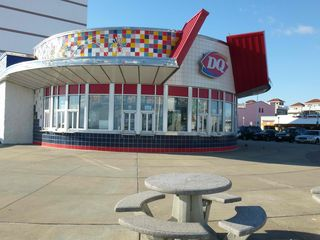 Virginia Beach condo photo - DQ at 16th Street