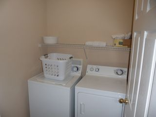 Highlands Reserve house photo - Washer and Dryer