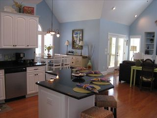 Emerald Isle house photo - Great room
