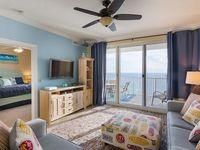 New 2 BR Luxury Beach Front Condo w/Beach Service Included, High Speed Wi-Fi