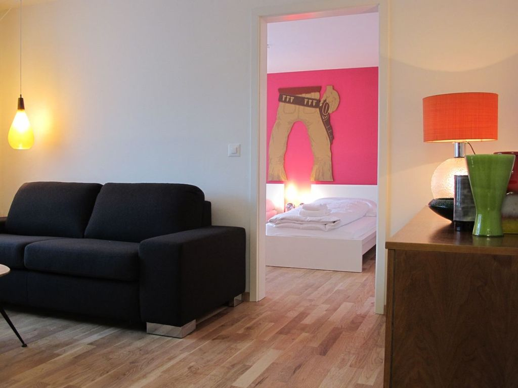 Apartment, 46 square meters,  recommended by travellers !