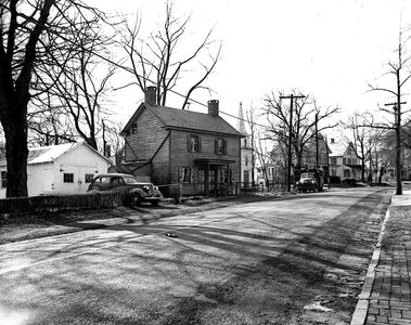 Old New Hope Photo  Courtesy of New Hope Historical Society- Ed Hild President