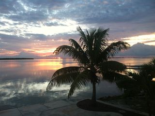 Big Pine Key house photo - Sunrise 11-6-2012