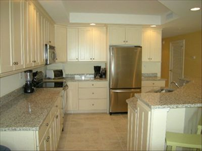 Belmont Towers Ocean City condo rental - Kitchen