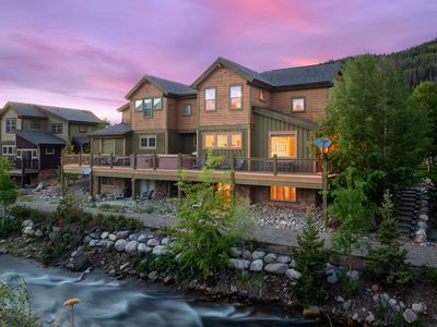 Photo for 4BR Townhome Vacation Rental in Breckenridge, Colorado