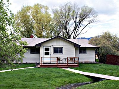 Montana Vacation Home Rental completely restored.