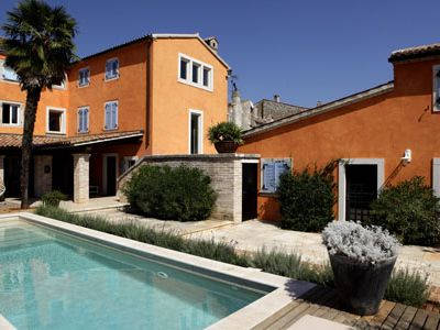 LUXURY AIR-CONDITIONED VILLA with pool and garden. All beautifully renovated.
