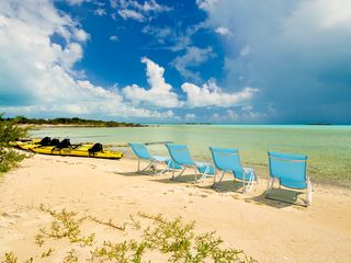 Providenciales - Provo villa photo - Privat Beach
