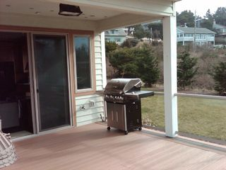 Lincoln City house photo - BBQ