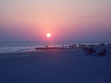 Madeira Beach cottage rental - Beautiful Sunset