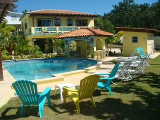 Rincon villa photo - Pool Bar & Guest Villa