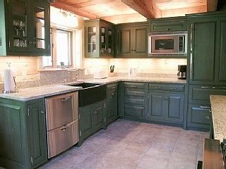 Quechee cabin photo - Kitchen