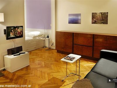 """Friendly Rentals The Tanghetto Apartment in Buenos Aires - Click on the """"Book Now"""" button to calculate the exact price."""