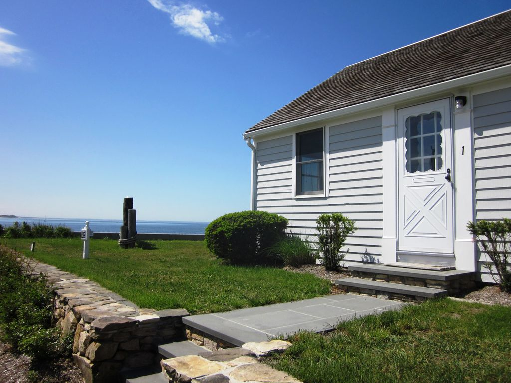 Waterfront Cottage At The Wellfleeter Vrbo