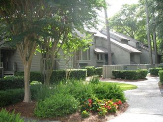 Sea Pines townhome photo - Exterior View of Inland Harbour Villa