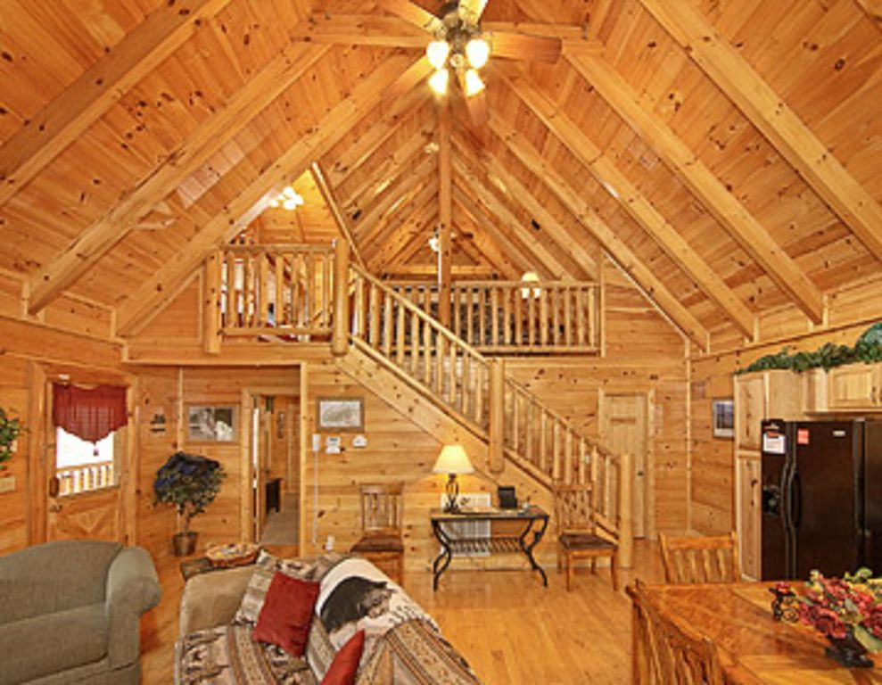 Beautiful Log Cabin Perfect A Couple Or Vrbo