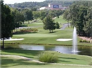 Pointe Royale's signature Hole #12