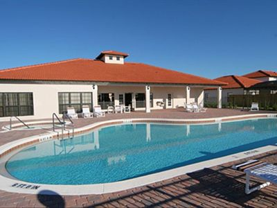 Legacy Dunes villa rental - High Grove Resort Communial Pool with New Solar Heating, just across the street