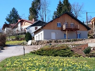 New apartment 4-6 pers. near lake