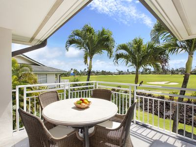 Emmalani Court #321 - Serene Golf Course Views with AC!