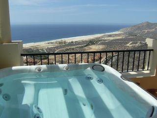 Or enjoy a dip in your Jacuzzi! - Cabo San Lucas villa vacation rental photo