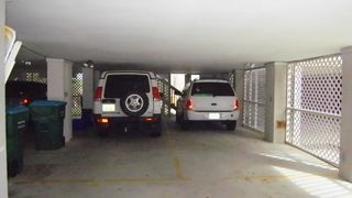 Tybee Island condo photo - Covered Parking