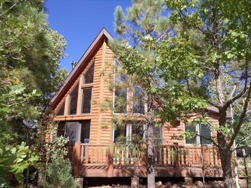 Mormon Lake cabin rental - 131 Blue Ridge