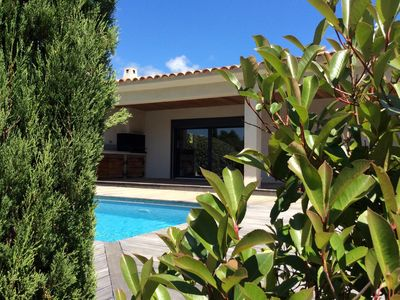 Rental Villa for 4 persons SWIMMING POOL HEATED out of season at 2km from the beach  - VILLA LUNA
